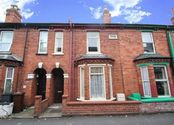 Thumbnail 3 bed terraced house for sale in Abbot Street, Lincoln
