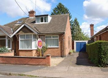 Thumbnail 3 bedroom semi-detached bungalow for sale in Boughton Lane, Moulton, Northampton