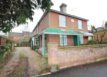 Thumbnail 4 bed semi-detached house for sale in Swaythling Road, West End, Southampton