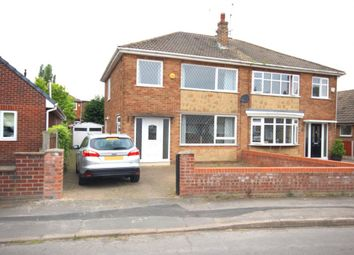 Thumbnail 3 bed semi-detached house to rent in Ivanhoe Way, Sprotbrough, Doncaster