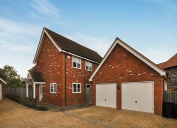 Thumbnail 4 bed detached house for sale in High Street, Tetsworth, Thame