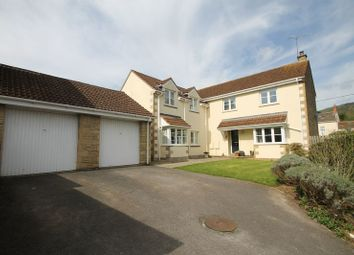Thumbnail 5 bedroom detached house for sale in Mendip Lea Close, Draycott, Cheddar