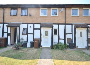 Thumbnail 2 bed terraced house to rent in The Everglades, Gillingham