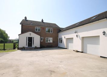 Thumbnail 5 bed detached house for sale in Front Street, Appleton Wiske, Northallerton