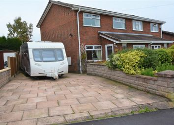 Thumbnail 3 bed semi-detached house for sale in Cheltenham Grove, Birches Head, Stoke-On-Trent