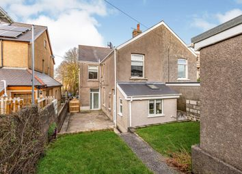 Thumbnail 3 bed property to rent in Brynmawr Place, Maesteg
