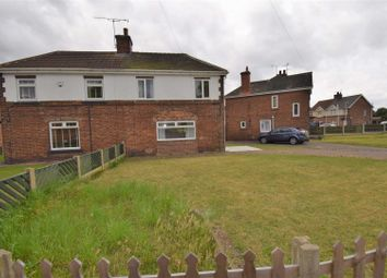 Thumbnail 3 bed semi-detached house for sale in Larch Road, Ollerton, Newark