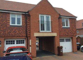 Thumbnail 1 bed maisonette for sale in Stanier Street, Hailsham