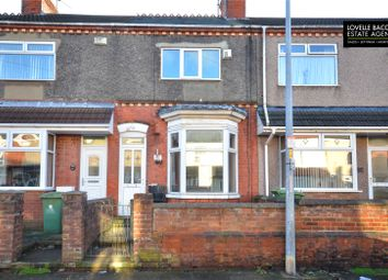 2 bed terraced house for sale in David Street, Grimsby DN32