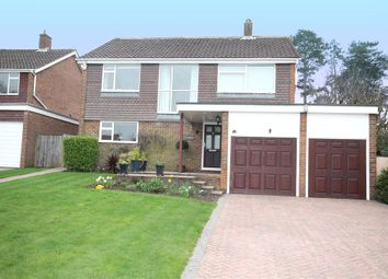 Thumbnail 4 bed detached house for sale in The Knolls, Epsom