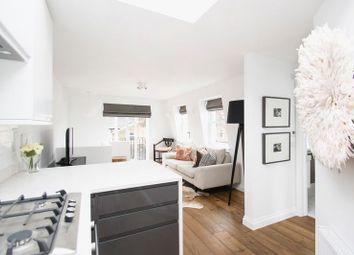 Thumbnail 1 bed flat for sale in Garratt Terrace, London