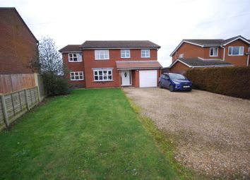 Thumbnail 5 bed detached house for sale in Broadgate, Weston Hills, Spalding