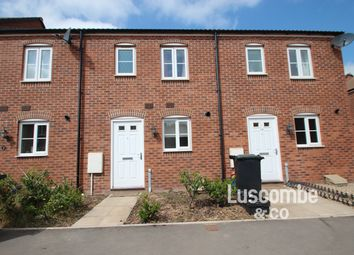 Thumbnail 2 bed terraced house to rent in Clarke Road, Lysaght Village, Newport