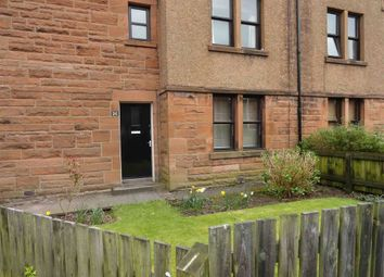 Thumbnail 2 bed flat for sale in Nithside Avenue, Dumfries