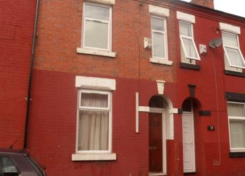 Thumbnail 3 bedroom terraced house to rent in Hibbert Street, Rusholme