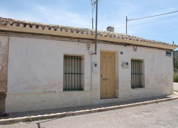 Thumbnail 3 bed town house for sale in Pinoso, Alicante, Spain