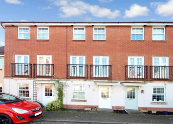 Thumbnail 4 bed town house for sale in Spindler Close, Grange Farm, Kesgrave, Ipswich