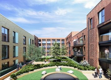 Thumbnail 1 bedroom flat for sale in Reynard Mills, Reynard Way, London