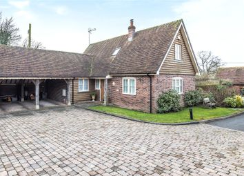 Thumbnail 4 bed detached house for sale in Farriers Close, Preston Candover, Basingstoke, Basingstoke, Hampshire