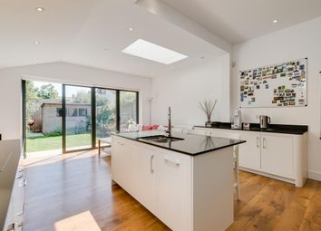 Grosvenor Avenue, London SW14. 4 bed terraced house