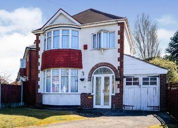 Thumbnail 3 bed detached house for sale in Kingstanding Road, Kingstanding, Birmingham