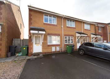 Thumbnail 2 bed end terrace house for sale in Hind Close, Pengam Green, Cardiff