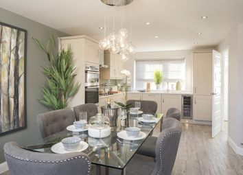 "Thumbnail 4 bedroom detached house for sale in ""Thornbury"" at Marsh Lane, Harlow"