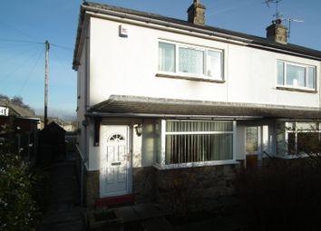 Thumbnail 2 bed detached house to rent in Rushton Street, Calverley, Pudsey