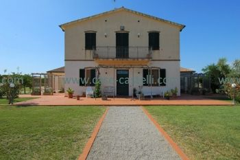 Thumbnail 5 bed villa for sale in Maremma, Grosseto, Tuscany, Italy
