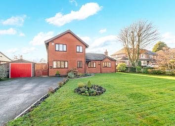 Thumbnail 4 bedroom detached house for sale in Beech Cottages, Stretton Road, Stretton