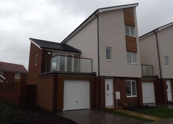 Thumbnail 4 bed end terrace house to rent in Hargreaves Close, Basingstoke
