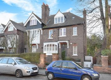 Thumbnail 3 bed flat for sale in Daleham Gardens, Hampstead