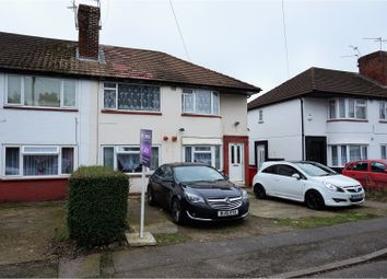 Thumbnail 2 bedroom maisonette for sale in Lancaster Avenue, Slough