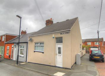 Thumbnail 1 bed terraced bungalow for sale in Wallis Street, Penshaw, Houghton Le Spring
