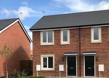 Thumbnail 2 bed semi-detached house to rent in Plot 12 (Cedar), Edward St, St. Helens, Merseyside
