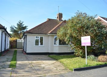 Thumbnail 3 bed semi-detached bungalow for sale in Eastdean Avenue, Epsom