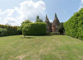 Thumbnail 4 bed detached house for sale in Finn Farm Road, Kingsnorth, Ashford, Kent
