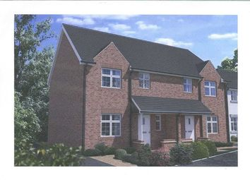 Thumbnail 3 bed semi-detached house for sale in The Powis, Maes-Y-Ffynnon, Gorslas, Llanelli