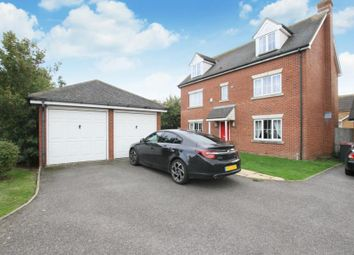 Thumbnail 5 bed detached house to rent in The Oaks, Seasalter, Whitstable