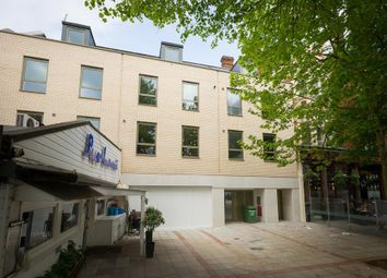 Thumbnail 1 bed flat to rent in Manor House Garden, High Street Wanstead, London