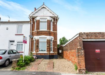 Thumbnail 2 bed end terrace house for sale in Elgin Road, Freemantle, Southampton