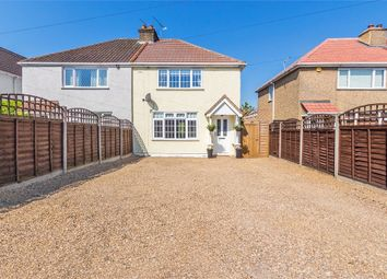 Thumbnail 3 bed semi-detached house for sale in Lent Rise Road, Taplow, Maidenhead, Buckinghamshire