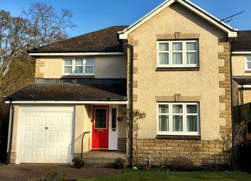 Thumbnail 4 bedroom detached house for sale in Ledcameroch Gardens, Dunblane