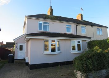 Thumbnail 3 bed semi-detached house to rent in Rectory Road, Writtle, Chelmsford