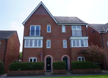Thumbnail 4 bed semi-detached house for sale in Greenfinch Gardens, Altrincham