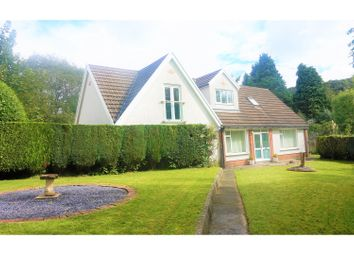 Thumbnail 4 bed detached house for sale in Dulais Fach Road, Neath