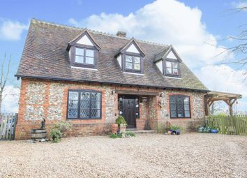 Thumbnail 4 bed detached house for sale in Bullocks Farm Lane, Wheeler End, High Wycombe