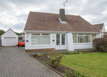 Thumbnail 4 bedroom detached bungalow for sale in Clos Yr Aer, Rhiwbina, Cardiff