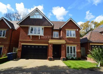Thumbnail 6 bed detached house for sale in Chenies Place, Arkley, Barnet