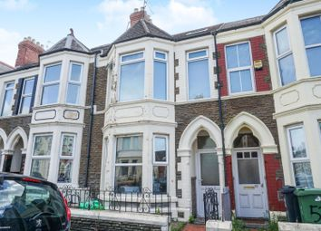 Thumbnail 6 bed terraced house for sale in Dogfield Street, Cathays